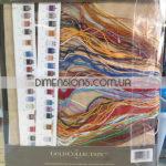 03884 Набор для вышивания крестом Мэгги-рукодельница Maggie the Messmaker DIMENSIONS Gold Collection мулине