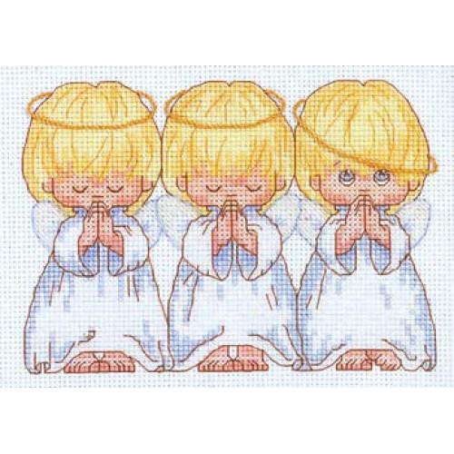 16633 Набор для вышивки крестом «Почти идеальный» • «Almost Perfect» DIMENSIONS