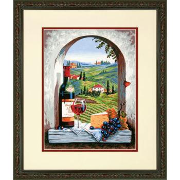"""73-91441 • Набор для рисования красками по номерам """"Тосканский вид"""" • """"Tuscan View"""" Dimensions Paint Works"""