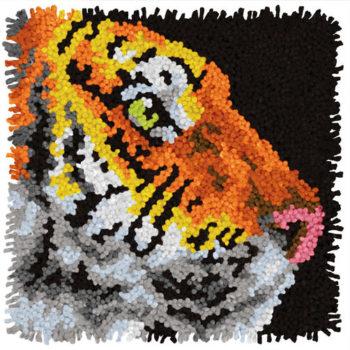"""72-75199 Набор для ковровой техники """"Тигр//Tiger"""" DIMENSIONS"""