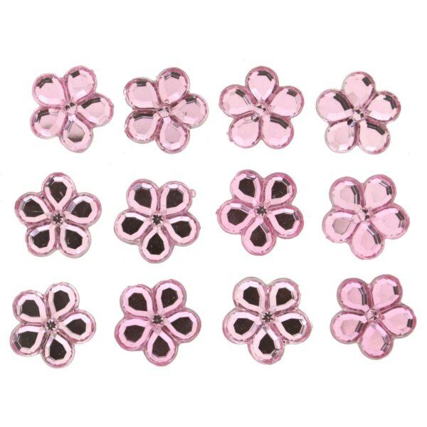 3820 Украшение. Розовые цветы | Dress it up США