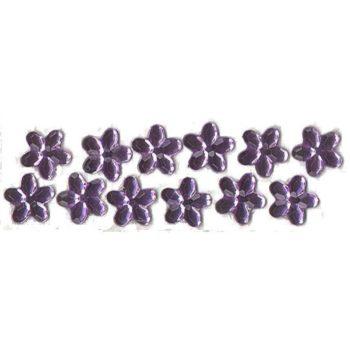 3826 Украшение. Фиолетовые цветы | Dress it up США
