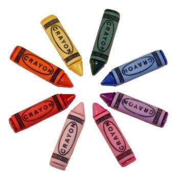 1303 Декоративные пуговицы. Яркие карандаши | Dress it up США