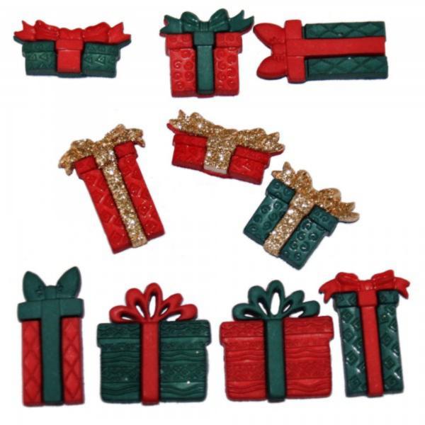 2484 Декоративные пуговицы. Подарочные коробки | Dress it up США