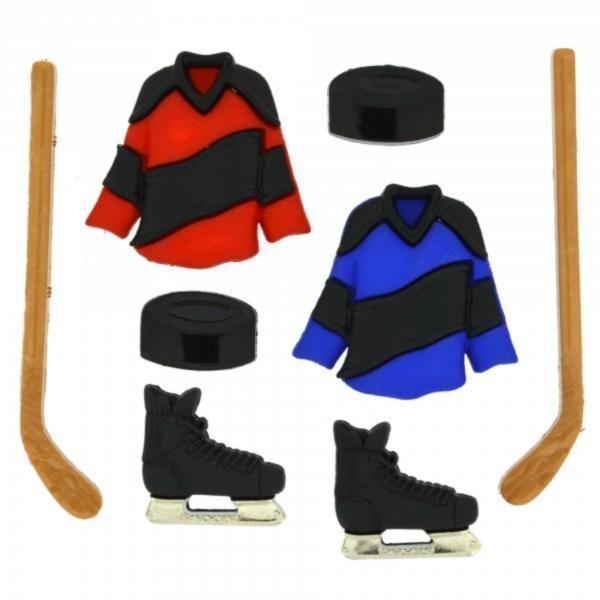 1294 Фигурки. Хоккей   Dress it up США