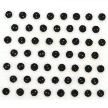 3244 Декоративные пуговицы. Черный | Dress it up США