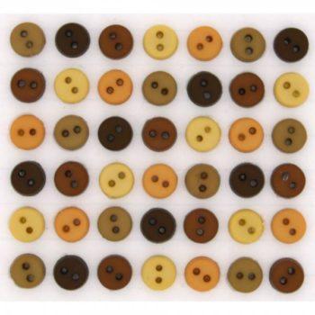1567 Декоративные пуговицы. Крошечная натура | Dress it up США