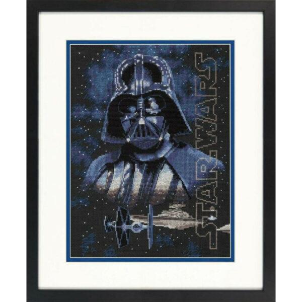 "70-35381 Набор для вышивания ""Darth Vader • Дарт Вейдер"" DIMENSIONS"