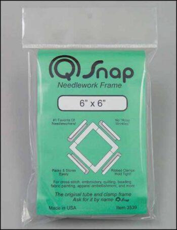"""Рамки-пяльца Q-Snap 6""""х6"""" (15х15см) США"""