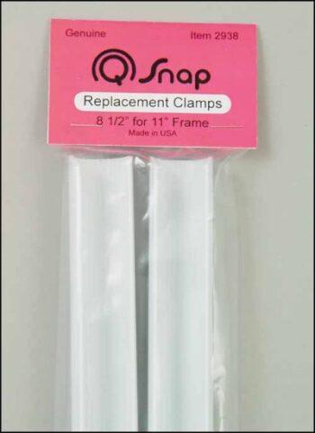"""Запасные зажимы Q-Snap 11"""" (28см) США"""