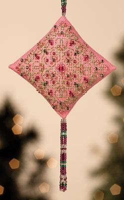 """Набор для вышивания """"Pink Champagne • Розовое шампанское"""" Mill Hill MH223303"""