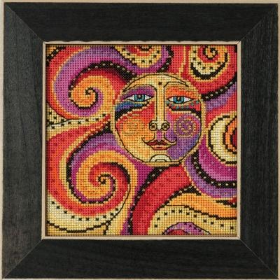 "Набор для вышивания ""Celestial Sun • Небесное солнце"" Mill Hill LB141812"