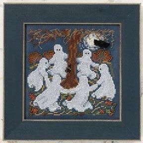 "Набор для вышивания ""Ghost Dance • Призрачный танец"" Mill Hill MH140206"