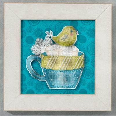 """Набор для вышивания """"Marshmallow Sweet • Сладкий Зефир"""" Mill Hill DM205101"""