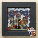 "Набор для вышивания ""Boo House • Дом с привидениями"" Mill Hill MH146204"