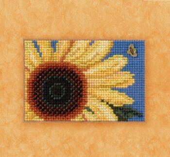 """Набор для вышивания """"Autumn Gold • Золото осени"""""""" Mill Hill MH181726"""