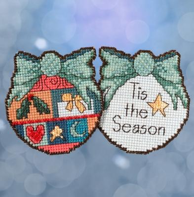 "Набор для вышивания ""Tis the Season • Этот сезон"" Mill Hill ST181711"
