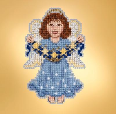 """Набор для вышивания """"Celestial Angel • Небесный ангел"""" Mill Hill MH181936"""