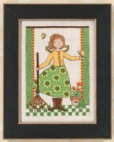 """Набор для вышивания """"Spring Garden • Весенний сад"""" Mill Hill"""