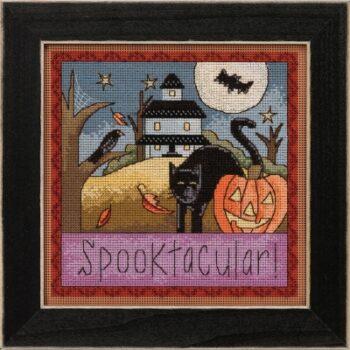 """Набор для вышивания """"Spooktacular • Привидение"""" Mill Hill"""