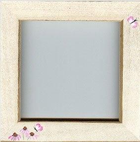 Оригинальная рамка Antique White w/Coneflowers для наборов Mill Hill