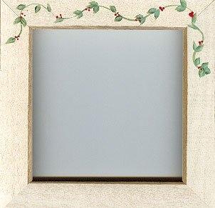 Оригинальная рамка Antique White w/Berry Vine для наборов Mill Hill