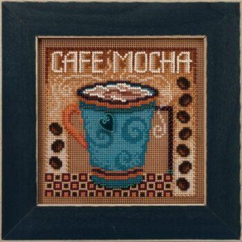 """Набор для вышивания """"Cafe Mocha • Мокачино"""" Mill Hill MH142026"""