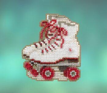 """Набор для вышивания """"Roller Skates • Роликовые коньки"""" Mill Hill MH182016"""