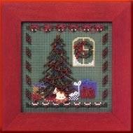 """Набор для вышивания """"Christmas Eve • Сочельник"""" Mill Hill MHCB208"""
