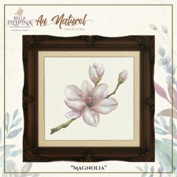 "Схема ""Magnolia"" BELLA FILIPINA BF021"