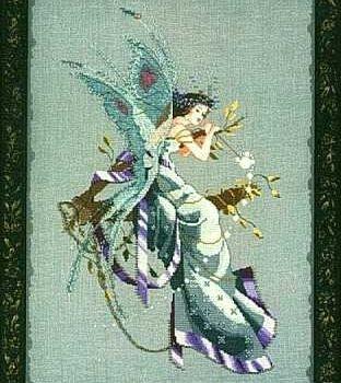 "Схема ""A Midsummer Night's Fairy • Фея летнего солнцестояния"" Mirabilia Designs MD30"