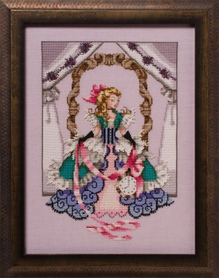 """Схема """"Alice • Алиса"""" Mirabilia Designs MD157"""
