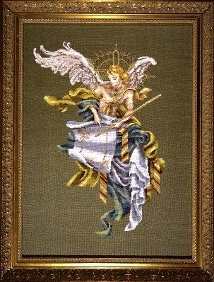 "Схема ""Archangel • Архангел"" Mirabilia Designs MD81"