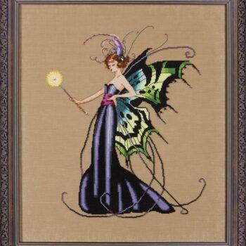 "Схема ""August Peridot Fairy • Фея Перидота"" Mirabilia Designs MD122"