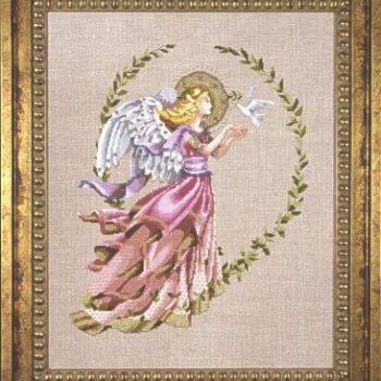"""Схема """"Caring Wings • Заботливые Крылья"""" Mirabilia Designs MD73"""