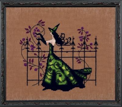 "Схема ""Gwen • Гвен"" Nora Corbett NC220"