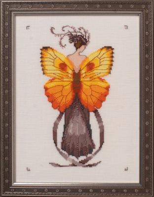 """Схема """"Miss Solar Ellipse  • Мисс Солнечное затмение"""" Nora Corbett NC239"""