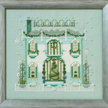 """Схема """"Mr. Darby's House  • Дом мистера Дерби"""" Nora Corbett NC281"""
