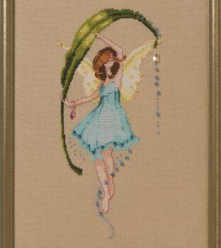 "Схема ""Dewdrops • Капли росы"" Nora Corbett NC265"