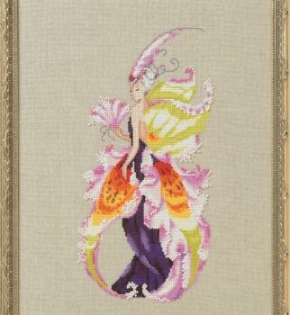 """Схема """"Lady Catt • Леди Кэтт"""" Nora Corbett NC271"""
