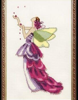 """Схема """"Orchid Spring Garden • Орхидейный весенний сад"""" Nora Corbett NC138"""