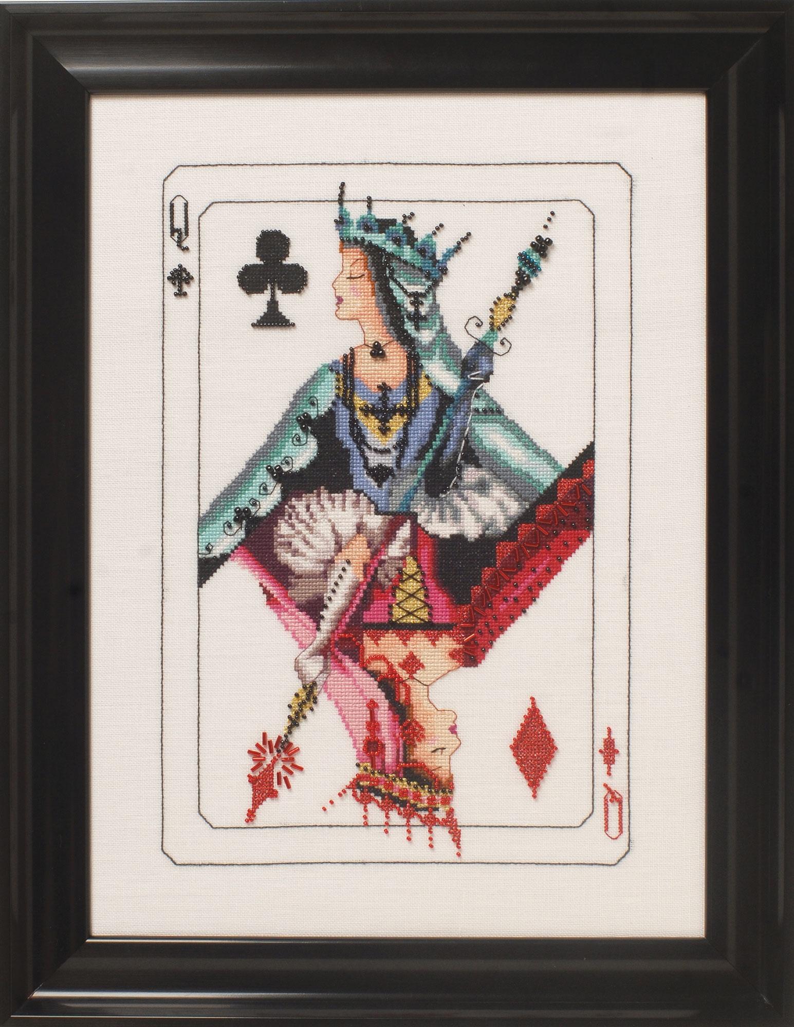 "Схема ""Royal Games II • Королевские игры ІІ"" Mirabilia Designs MD154"