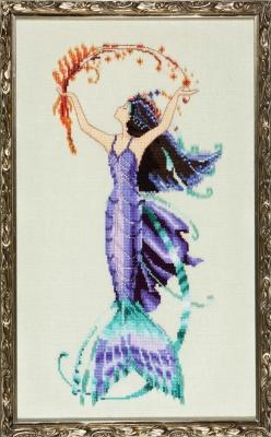 "Схема ""Sea Flora • Морская Флора"" Nora Corbett NC194"