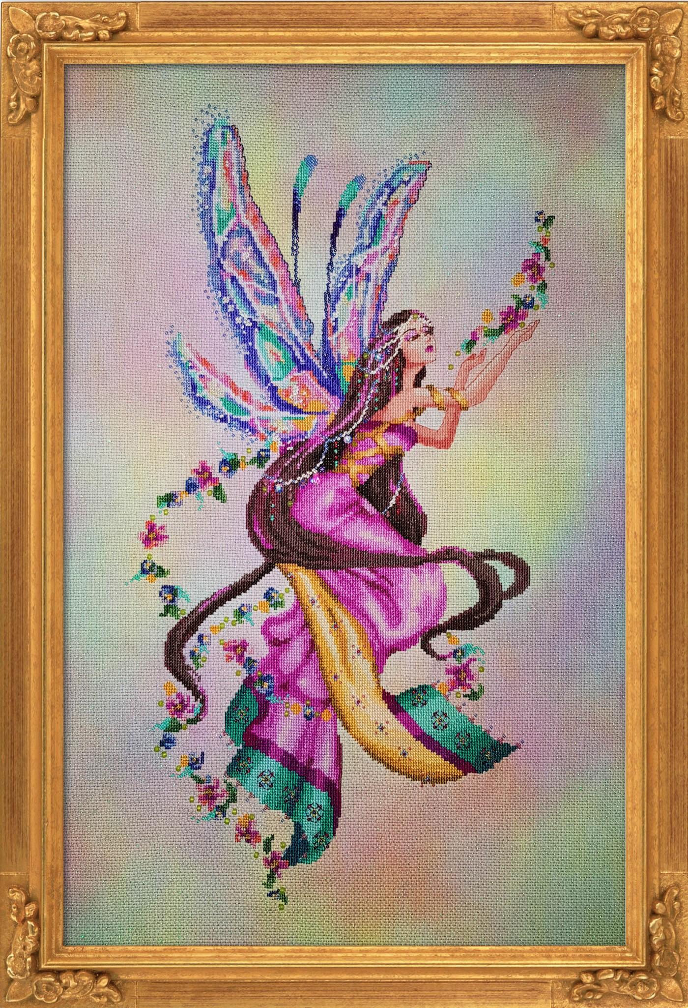 "Схема ""Fairy Iridescence"" BELLA FILIPINA BF009"