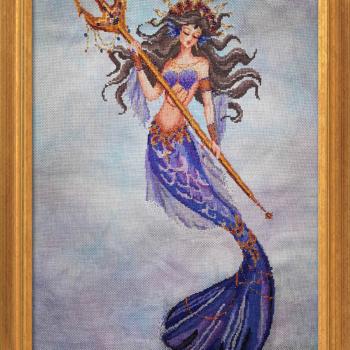 "Схема ""Heiress of Atlantis"" BELLA FILIPINA BF012"