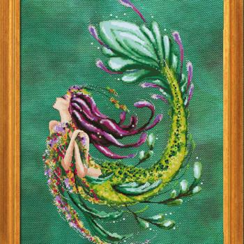 "Схема ""Enchantress of the Abyss"" BELLA FILIPINA BF016"