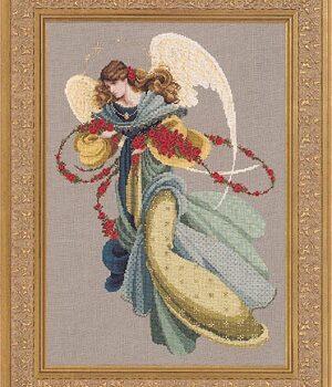 """Схема """"Angelica • Ангелика"""" Lavender & Lace"""