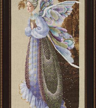 "Схема ""Fairy Grandmother • Фея Бабаушка"" Lavender & Lace"