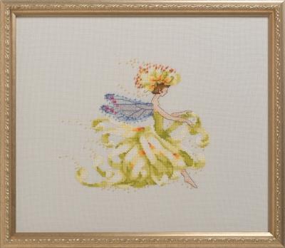 "Схема ""Mum Flower Girl • Мама цветочница"" Nora Corbett"