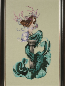 """Схема """"Mermaid Perfume • Парфюм русалки"""" Mirabilia Designs"""